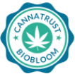 Cannatrust BioBloom Siegel