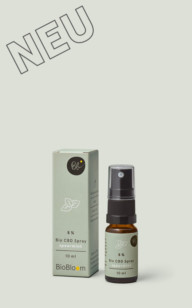 Bio CBD Spray Spearmint